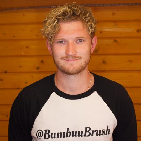 Tommie Eaton Bambuu Brush